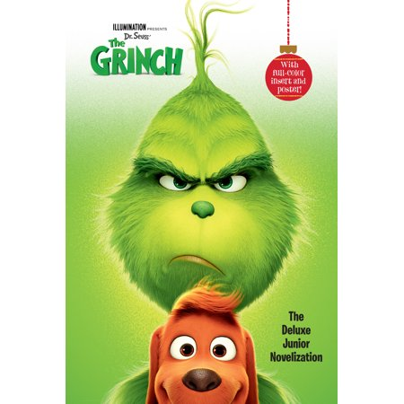 Dr Seuss Girl Characters (Illumination presents Dr. Seuss' The Grinch: The Deluxe Junior)