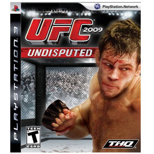 Ufc 09 Undisputed (PS3) - Pre-Owned