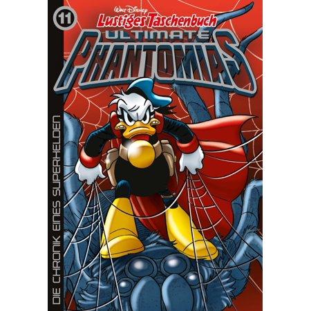 Lustiges Taschenbuch Ultimate Phantomias 11 - eBook](Lustige Gruselgeschichte Halloween)