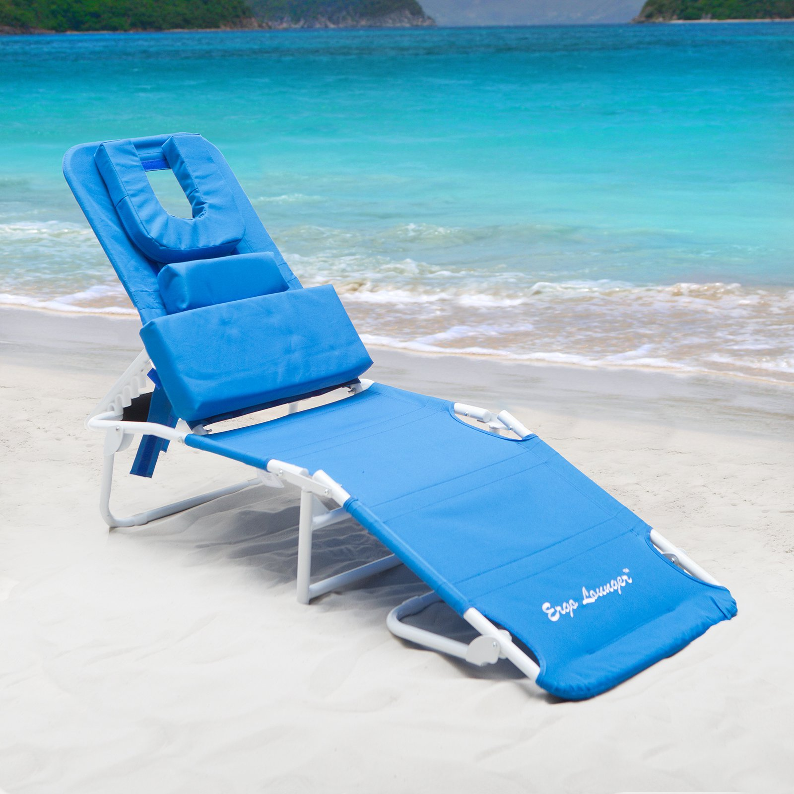 Ergo Lounger RS Beach Chaise Lounge