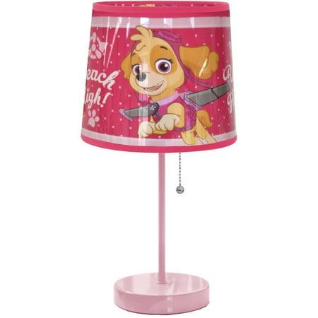 Nickelodeon Paw Patrol Skye Stick Lamp