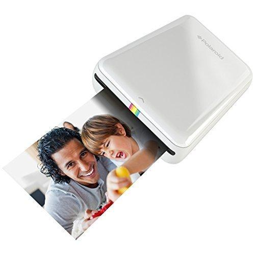 Polaroid ZIP Mobile Instant Photo Printer (White)