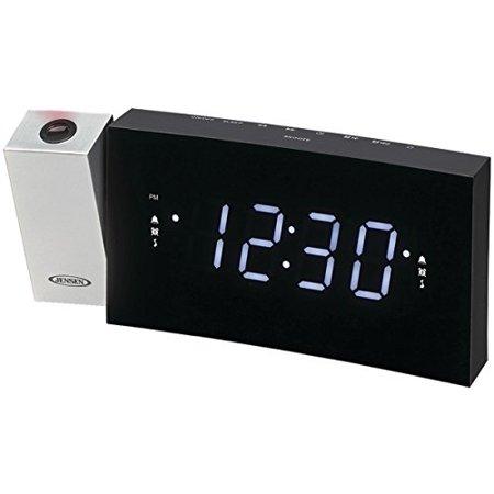 jensen jcr 238 digital dual alarm projection clock radio. Black Bedroom Furniture Sets. Home Design Ideas