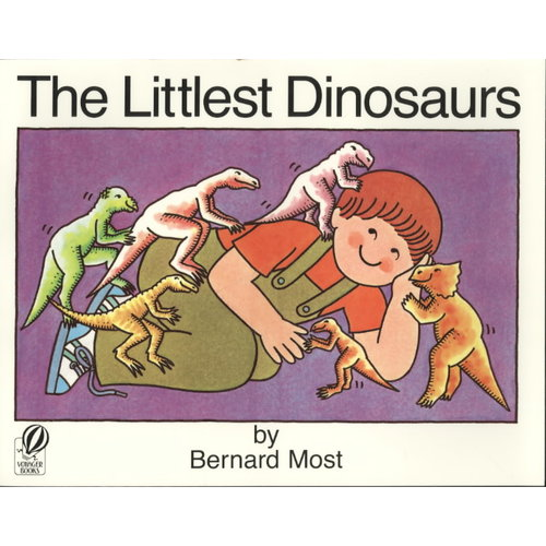 The Littlest Dinosaurs [With Paperback Book]