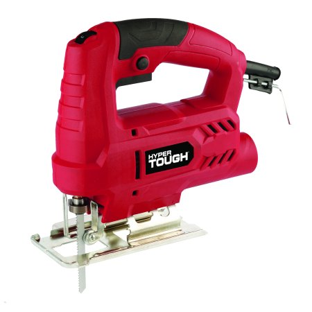 Hyper Tough 3.5 Amp Jig Saw, - Powerful Jigsaw