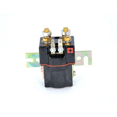 10l0l. club car ds & precedent 2000 & up golf cart 36/48 volt albright solenoid fits electric carts years 2000 & up