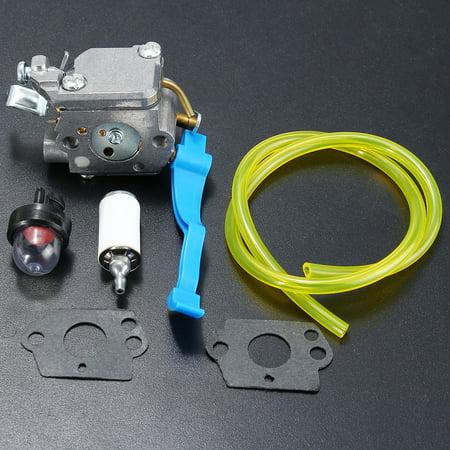Carburetor Carb For HUSQVARNA /POULAN 125B 125BX 125BVX Leaf Blower Zama (Aluminum Blower)