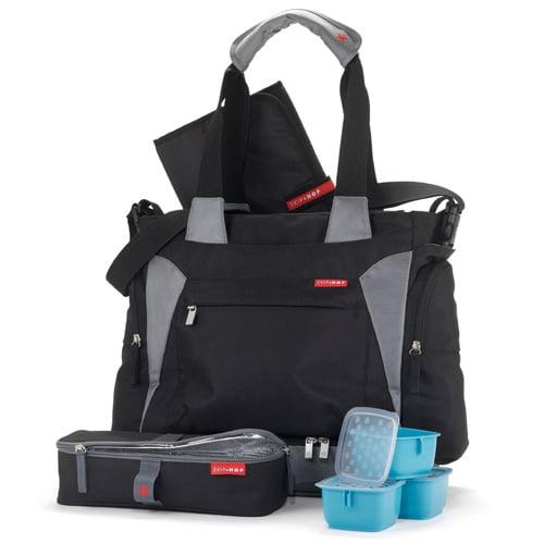 Skip Hop Bento Ultimate Diaper Bag Black by Skip Hop