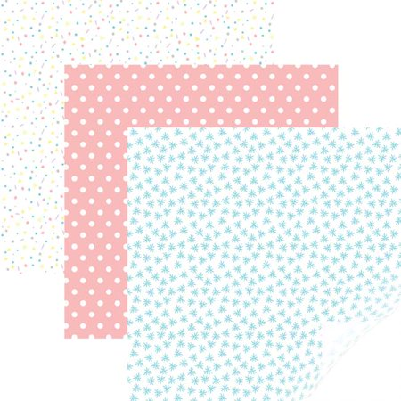 "Cricut Patterned Vinyl, Pastels Sampler - 12""x12"" 6 sheets"