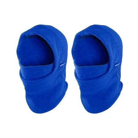 3Pack/Adjustable Fleece Cover-Up Ski Mask - image 1 de 1