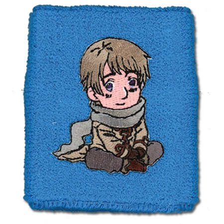 Hetalia Men's  Russia Anime Wristband