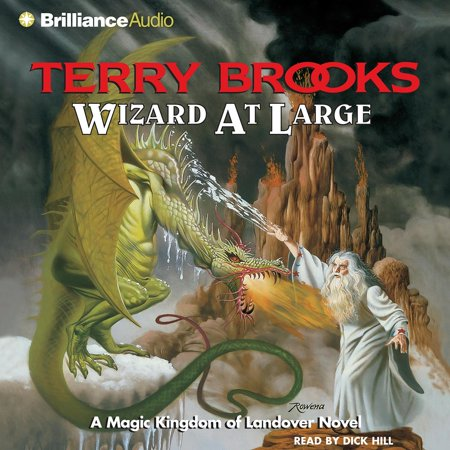 - Wizard at Large - Audiobook