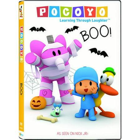 Pocoyo  Boo