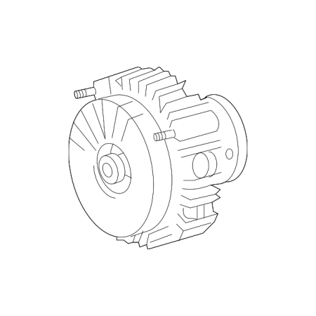 Genuine OE Toyota Fan Clutch 16210-38071 Toyota Fan Clutch
