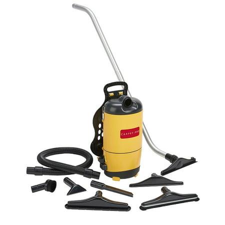 Carpet Pro Backpack Vacuum Cleaner Scbp1 Walmart Com