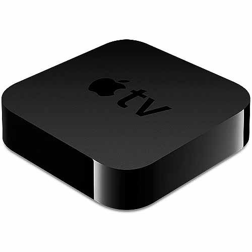 New Apple TV with 1080p HD