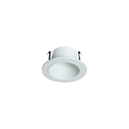 Halo 4 Inch Line - Cooper Lighting - Halo - 4 Inch - 993W - Gloss White - All Metal Trim Ring With White Baffle