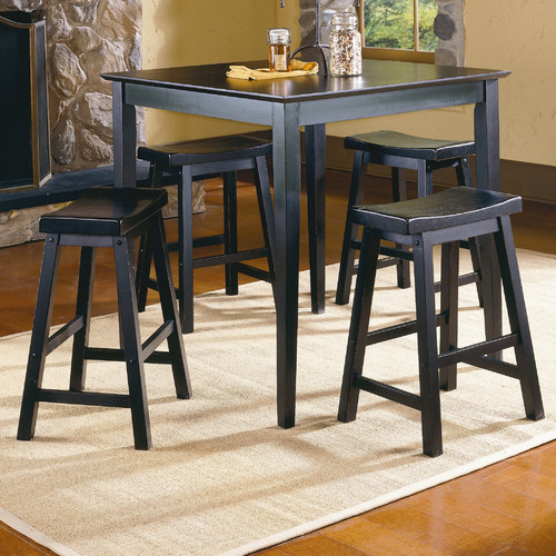 Woodhaven Hill 5 Piece Counter Height Pub Set