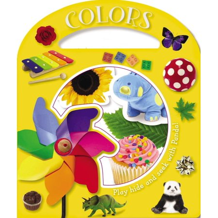 Busy Windows Colors Childrens Busy Book