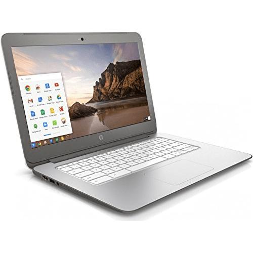 HP J9M84UA#ABA 14-Inch Chromebook NVIDIA Tegra K1 Processor, 2GB/16GB Chrome OS Snow White - Refurbished