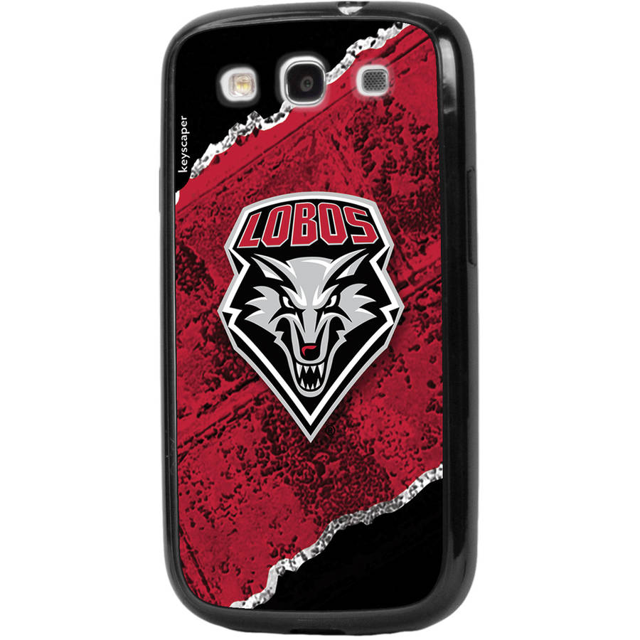 New Mexico Lobos Galaxy S3 Bumper Case