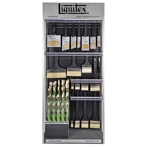 Liquitex Free-Style Paint Brush Assortment