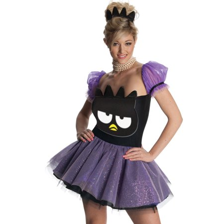 Sexy Purple Badtz Maru Penguin Dress Hello Kitty Halloween Costume Outfit for $<!---->