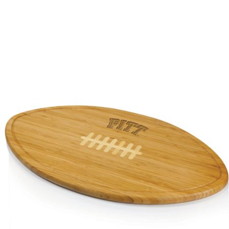 Pittsburgh Panthers - Kickoff Bamboo Cutting Board/Serving Tray by Picnic Time - image 1 de 1