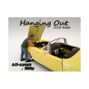 American Diorama 23858 Hanging Out Billy Figure for 1-18 Scale Models
