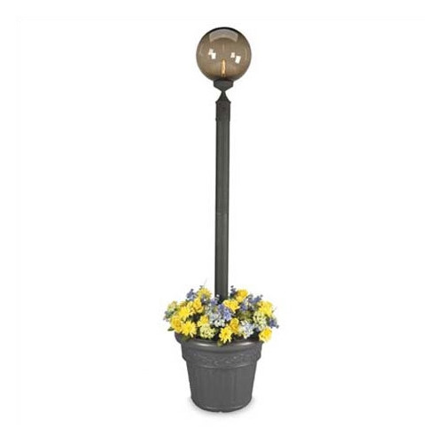 Patio Living Concepts Europeant Outdoor 1-Light 85'' Post Light by Patio Living Concepts