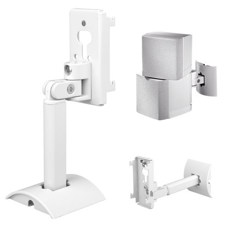 Lifestyle Wall Ceiling Bracket Mount for Boses,Waterproof Dustproof Bracket with Install Kit for Boses - AM10, AM15, AM6, AM-16 series,Cinemate 520, Soundtouch520, Soundtouch 525 / AM10 Bose Wall Ceiling Bracket