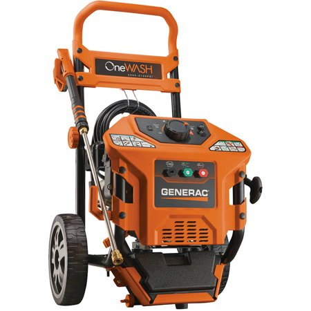 Generac #6603, Residential 3100PSI One Wash Gas Pressure Washer