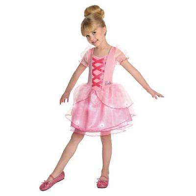 IN-13730821 Girls Barbie Ballerina Halloween Costume for Toddler  By Fun Express