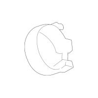 Genuine OE GM Muffler & Pipe Clamp 20779890