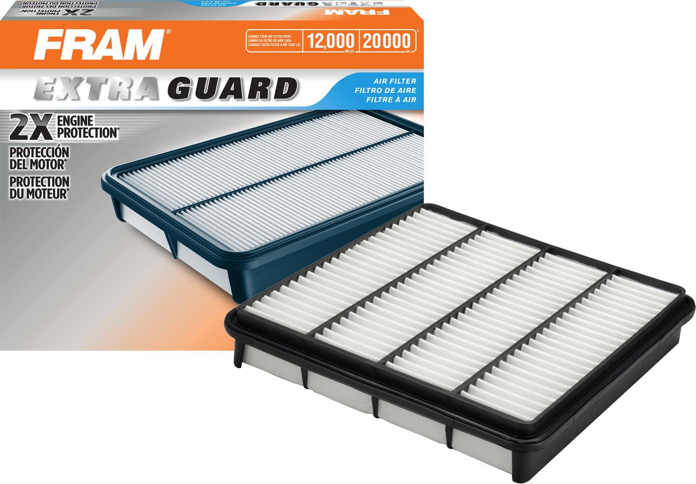 Fram Ca10343 Air Filter Rigid Panel by FRAM