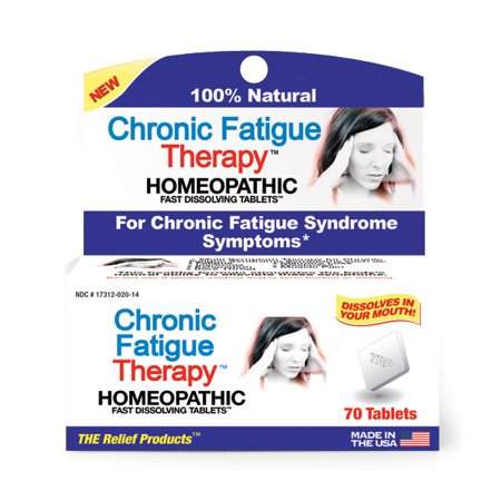 Chronic Fatigue Therapy Fast Dissolving Tablets