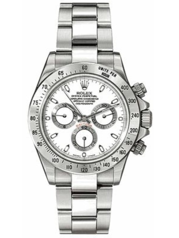 Rolex Daytona Oyster Perpetual Cosmograph Mens Watch 116520
