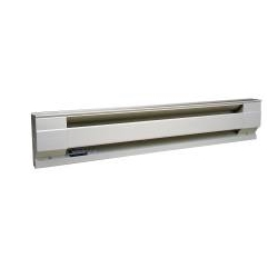 Electric Baseboard Heaters 750 Watts 36 In Length by Cadet