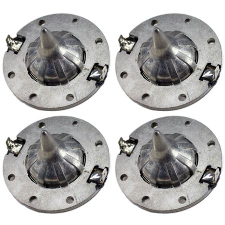 Jbl Horn Drivers - SS Audio Diaphragm for JBL 2408H, 8 Ohm Horn Driver, D-2408-4 (4 PACK)