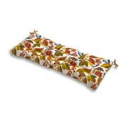 Esprit Floral 51 x 18 in. Outdoor Bench Cushion