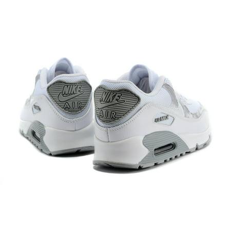 online store 7ac16 cdc28 NIKE Air Max 90 Ultra 2.0 Essential Running Shoe White Gray Women Shoe