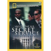 National Geographic Inside the Secret Service [DVD] by TIME WARNER