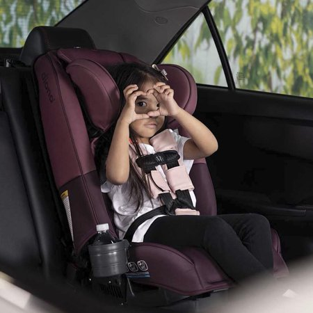 Diono Radian 3RXT Convertible Car Seat - Red - image 5 of 11