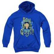 Electric Company Hey You Guys Youth Pullover Hoodie
