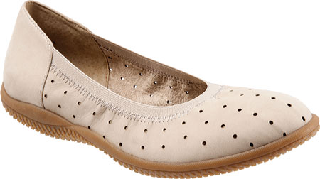 Women's SoftWalk Hampshire Ballerina Flat by SoftWalk