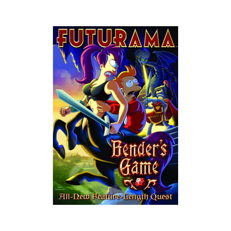 Futurama Halloween Special (Futurama: Bender's Game (DVD))