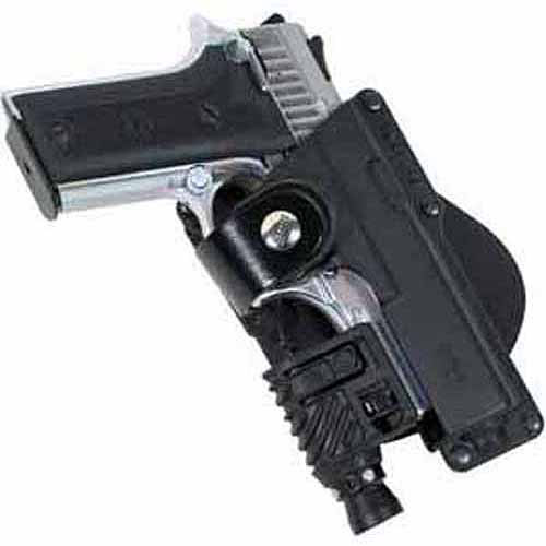 Fobus Speed Holster for Glock 19,23,32, S&W 99 Compact, M&P Compact Holds Handgun with Laser or Light by Fobus
