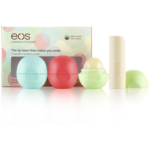 Aug 13,  · eos executives shared with maitibursi.tk their beliefs that the company's prosperity and the enormous success of their signature lip balm is the result of competitive pricing and fun, cheeky packaging: The round concept came from consumer research—hearing women talk about how they could never find their lip balms in their bags or complaining.