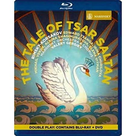 The Tale of Tsar Saltan (DVD + Blu-ray)