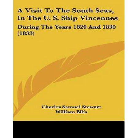 A Visit to the South Seas, in the U. S. Ship Vincennes: During the Years 1829 and 1830 (1833) - image 1 de 1